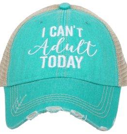 TLC CANT ADULT TRUCKER HAT