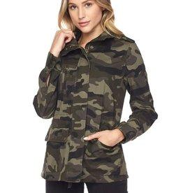 TLC Camo Army Cargo Jacket