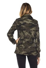TLC Camo Army Cargo Jacket