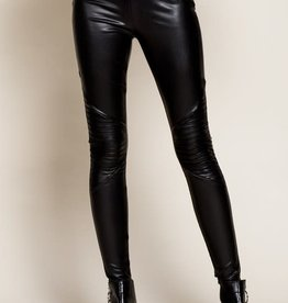 TLC FAUX LEATHER LEGGING