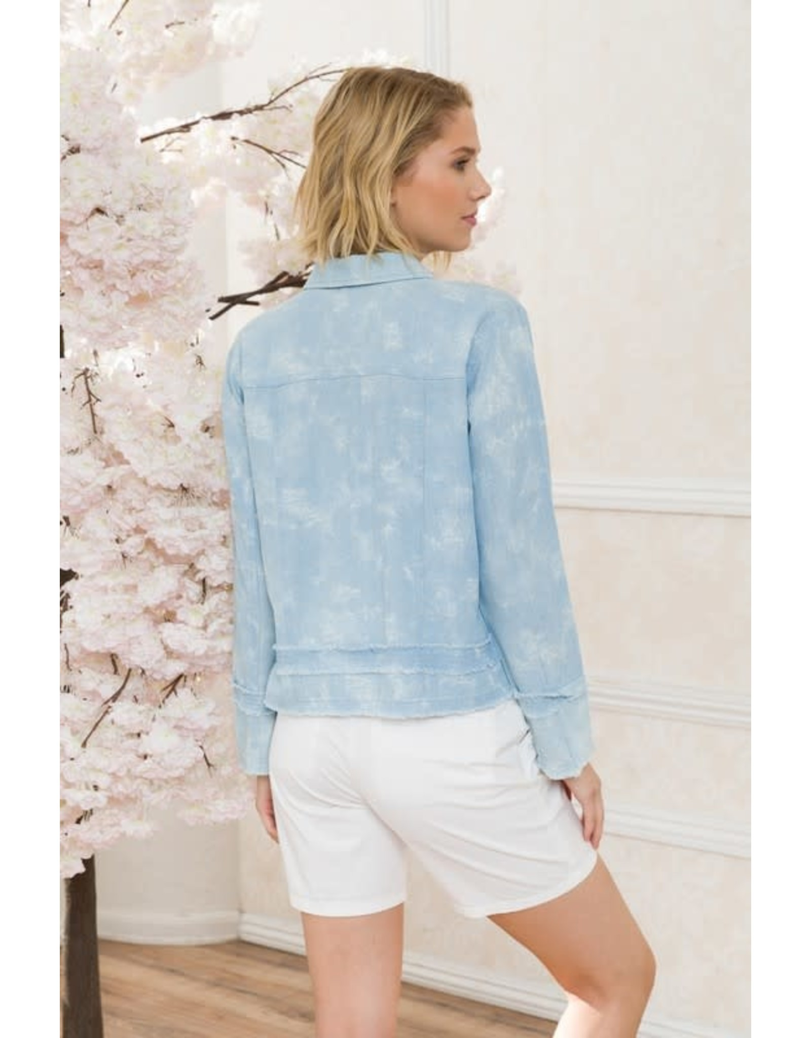 TLC WASHED DENIM JACKET