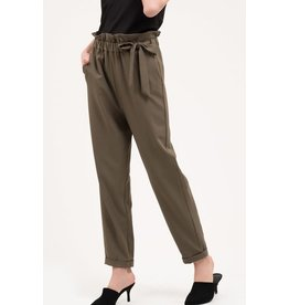 TLC WAIST TAPERED PANT