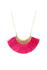TLC Fringe Necklace - more colors!