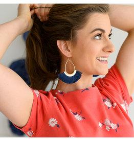 TLC Fringe Earrings - more colors!