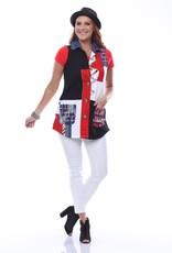 TLC Molly Long Vest