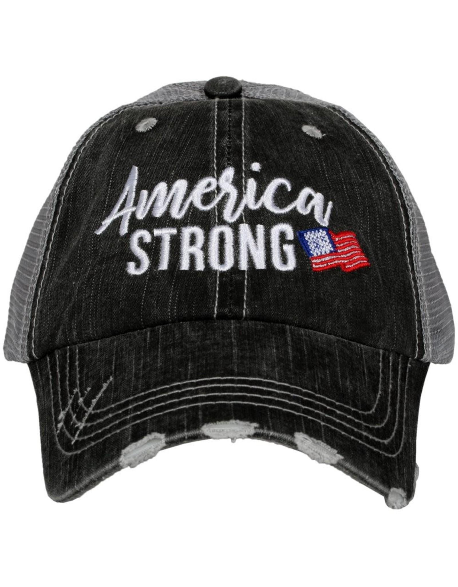 TLC America Strong Hat