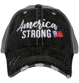 TLC America Strong Hat