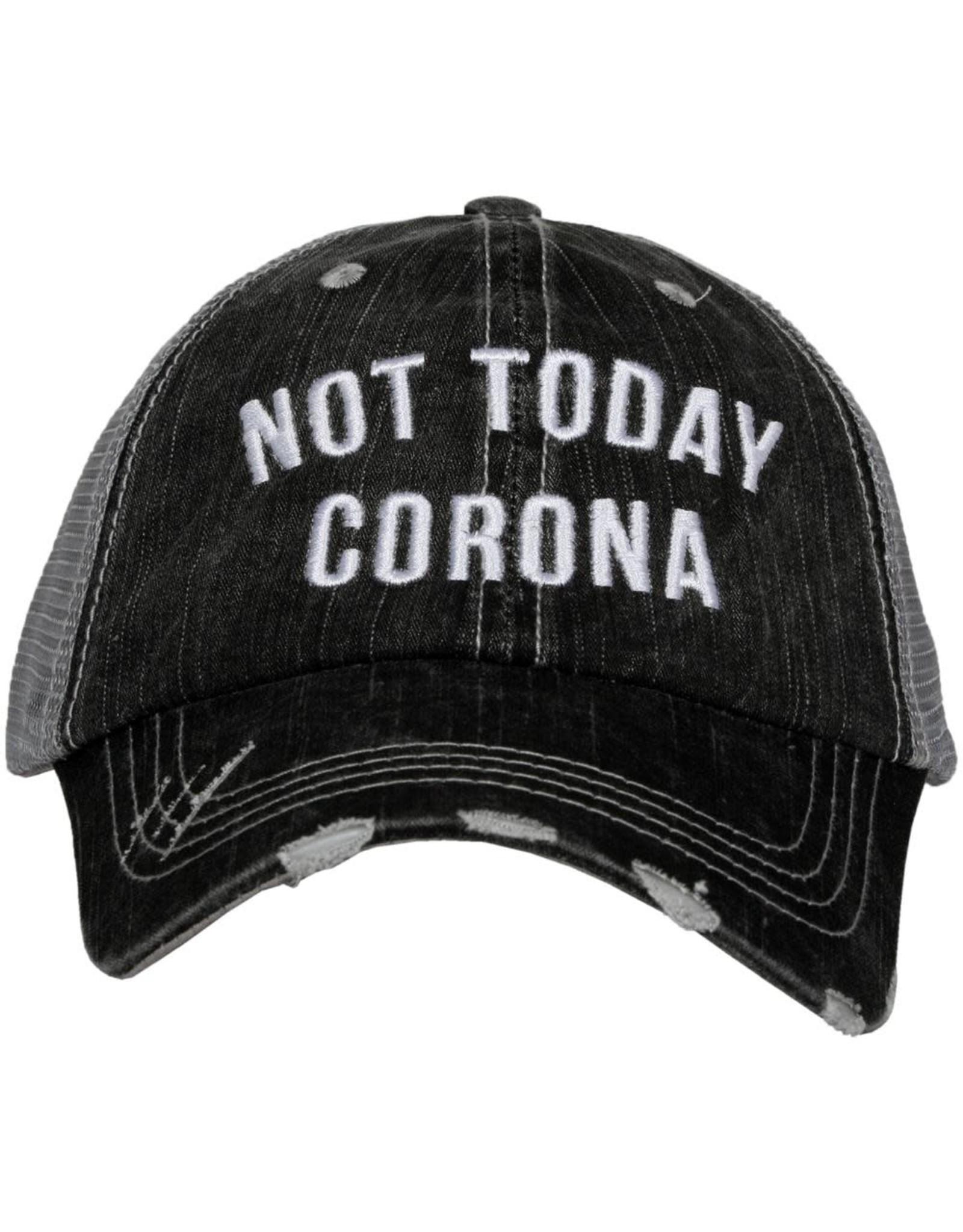 TLC Not Today Corona Hat