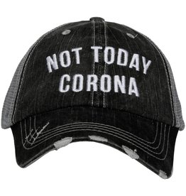 TLC Not Today Corona Hat