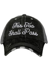 TLC This Too Shall Pass Hat