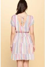 TLC Stripe Dress