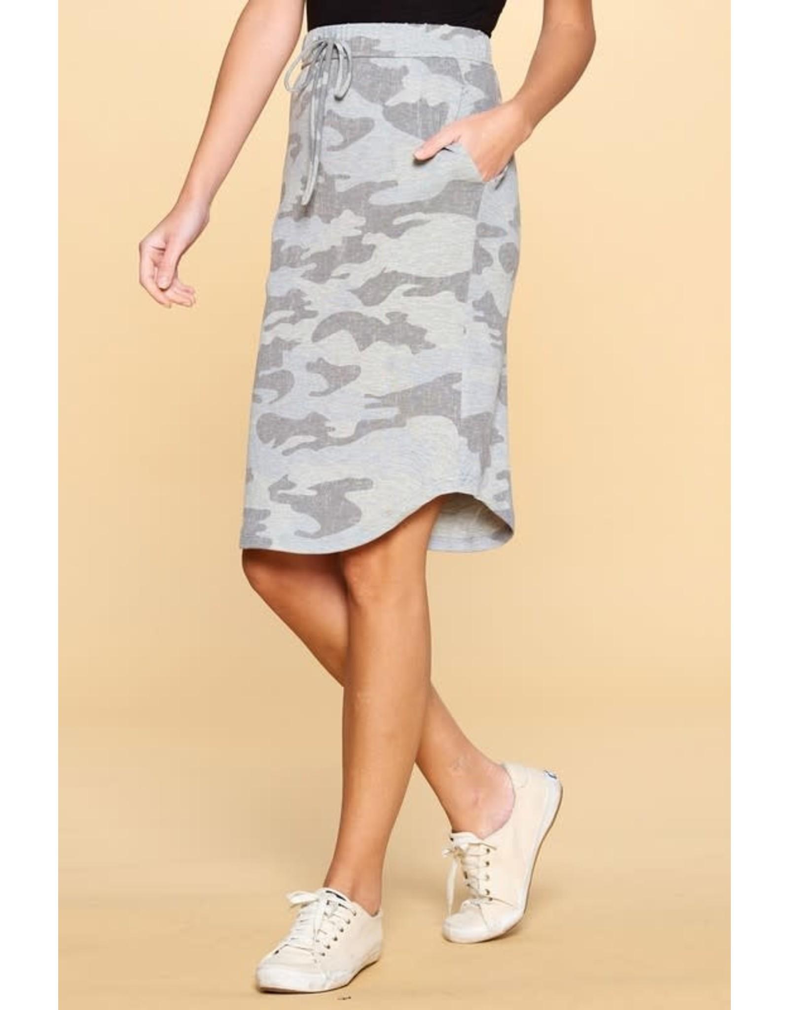 TLC Camo Skirt