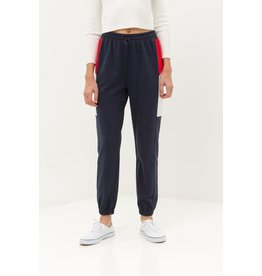 TLC Color Block Jogger Pants