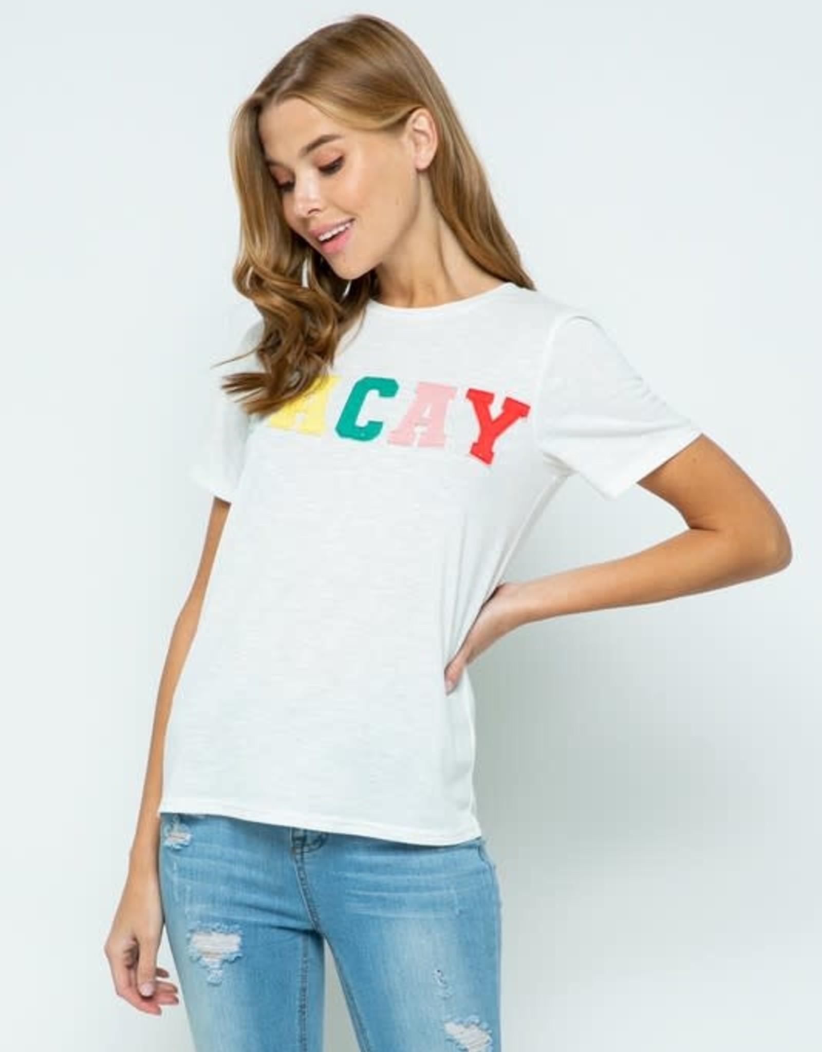 TLC Vacay T-shirt