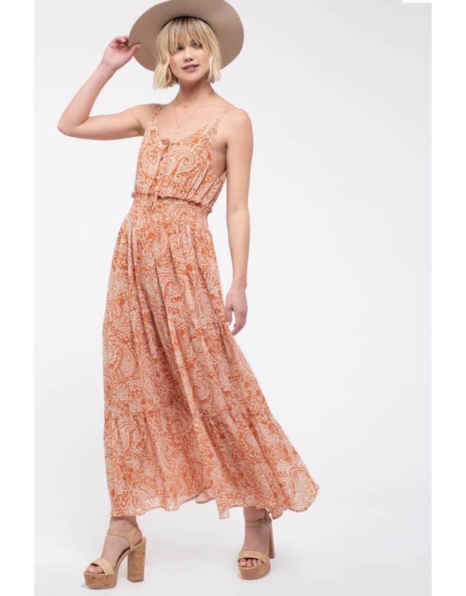 TLC Flowy Maxi Dress