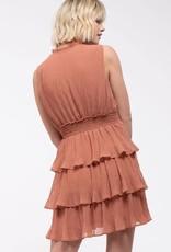 TLC Ruffle Tiered Dress