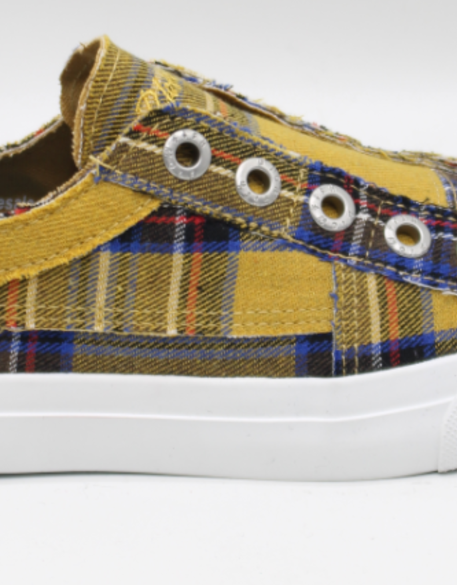 TLC Blowfish Plaid Shoe