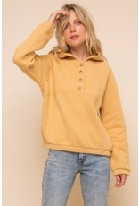 TLC Mustard Hoodie