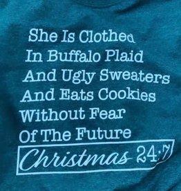 Christmas 24:7 Tshirt