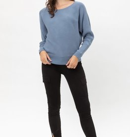 TLC The Dolman Sleeve Sweater