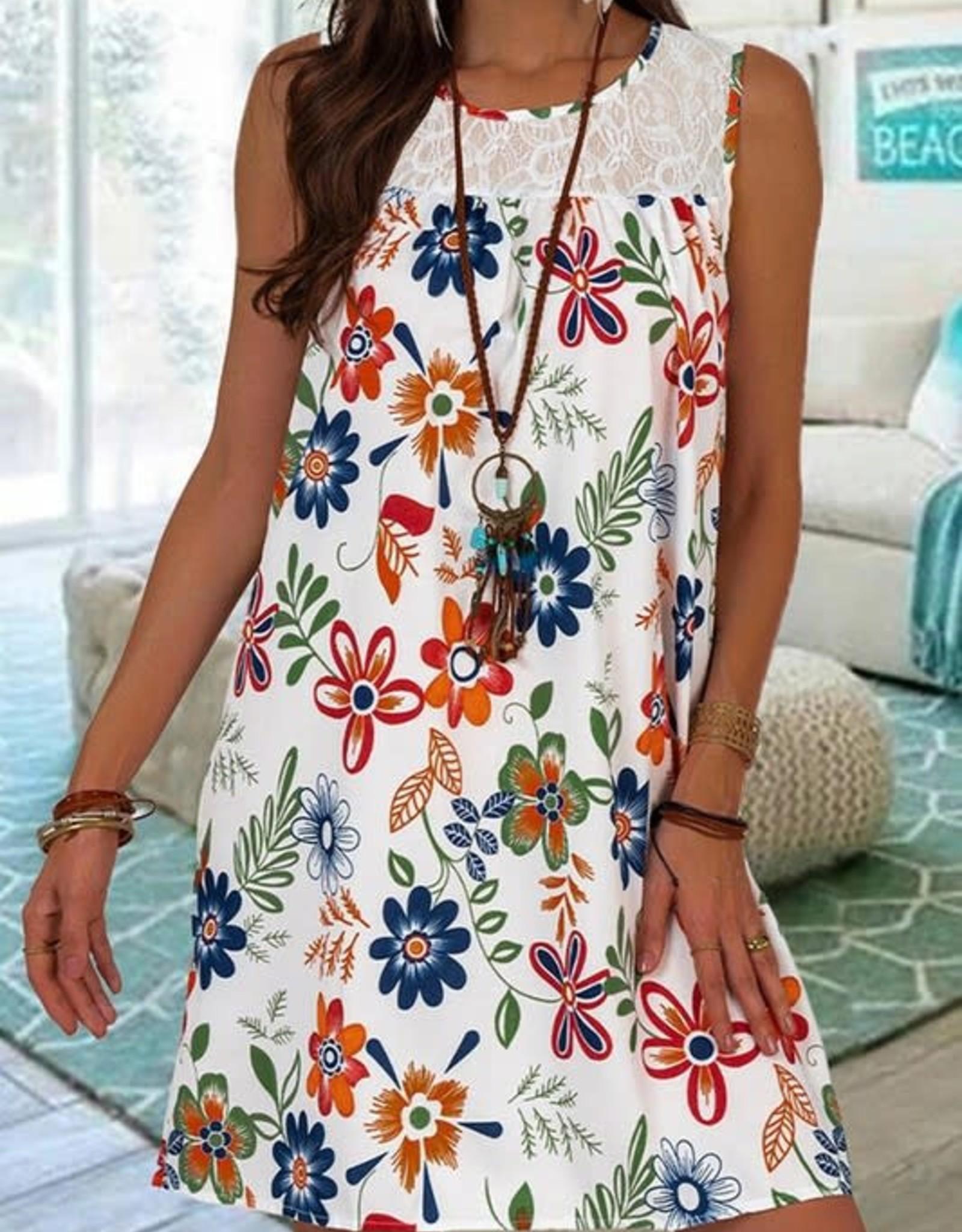 TLC Floral dress