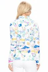 TLC Full zip jacket
