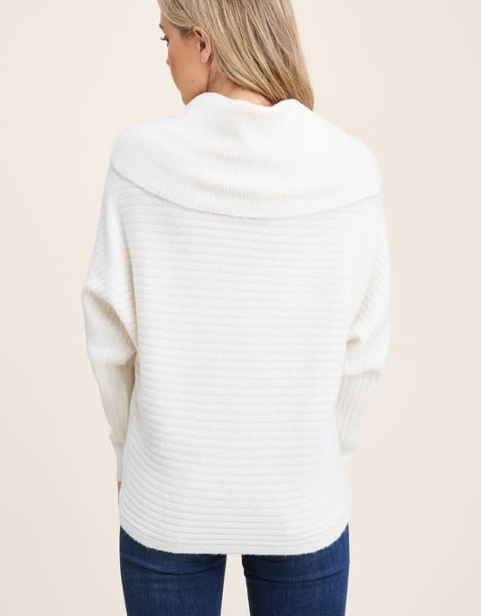 TLC Slouchy Sweater