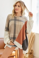 TLC Out of line sweater