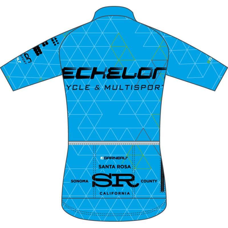 LG Echelon M's Triad Jersey BLUE