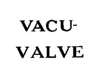 Vacu-Valve