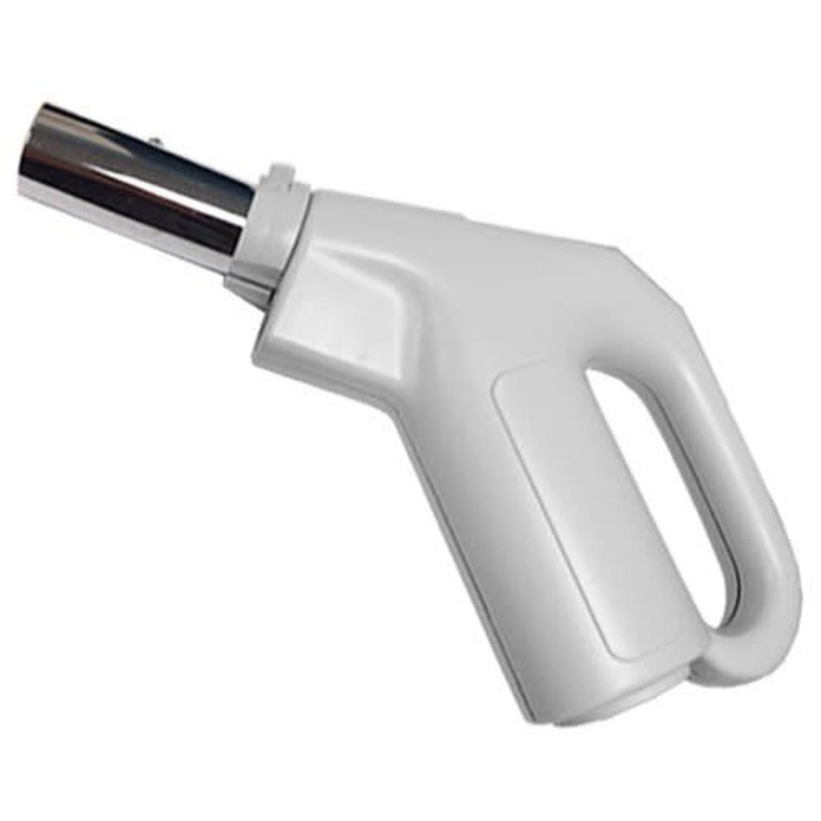 Plastiflex Beam Replacement Full Swivel Handle Shell - White