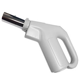 Plastiflex Beam Replacement Full Swivel Handle Shell - White