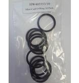 Hide A Hose Hide a Hose O-Ring for Mini-Cuff Hose - 10 Pack