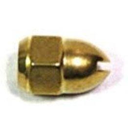 Rainbow Rainbow Brass Nut for Separator - Acorn Bottom