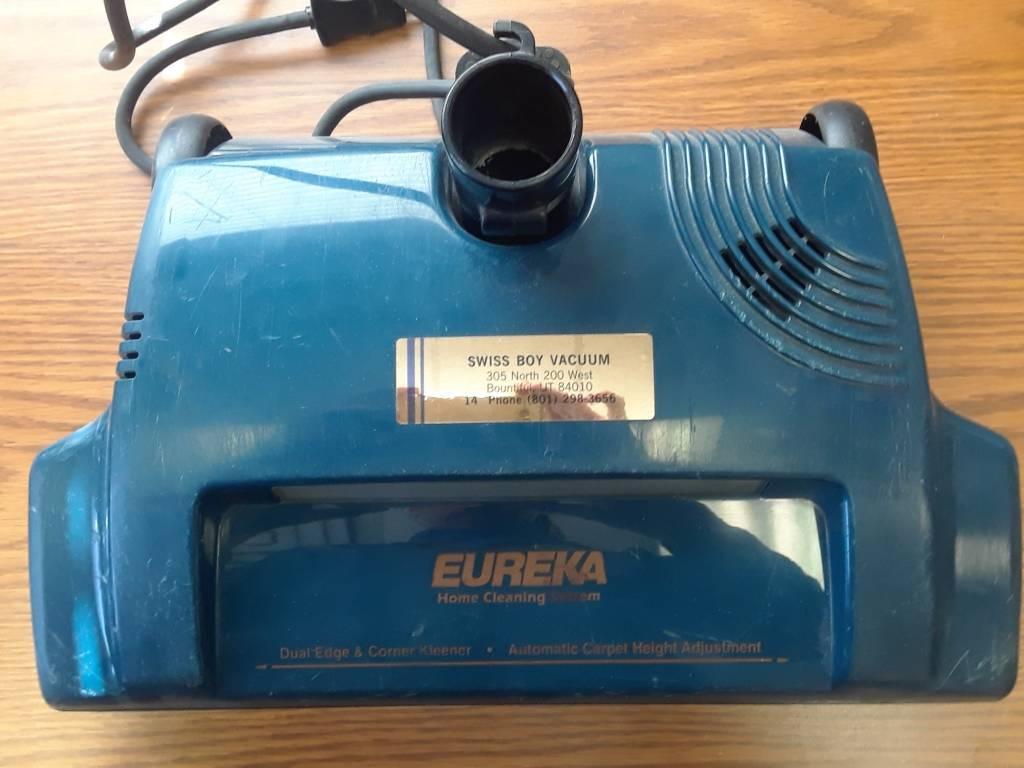 Eureka Refurbished Eureka Green Power Nozzle - 140609