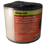 "Shop Vac Shop Vac Pleated Wet/Dry Filter 6"" X 7-1/2"" - Open Ends"