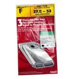 "Shop Vac Shop Vac Type ""F"" Bags - 4 Gallon (3pk)"