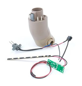 Tacony Riccar Roam Neck Assembly With Wiring