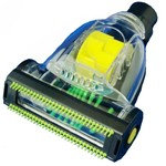 """Generic Central Vacuum 4.5"""" Handheld Turbine Nozzle - Turbo"""