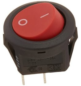 Hoover Hoover Red Circular Rocker Switch For Windtunnel 2