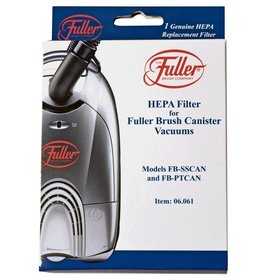 Riccar Fuller Brush HEPA Filter for FBPT2 and FBSSCAN