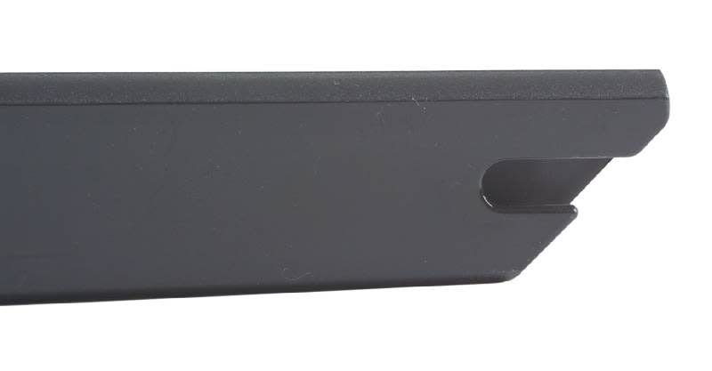Generic Central Vacuum Crevice and Corner Tool - Gray or Black