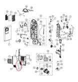 Riccar Riccar Direct Air Motor Filter Electrostatic For S30 &  R30