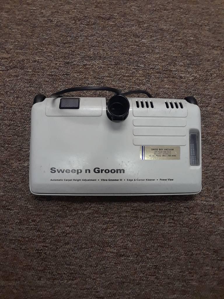 BEAM Refurbished Central Vacuum Sweep n' Groom Power Nozzle