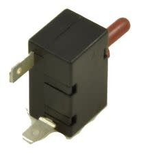 Electrolux Eluctrolex button