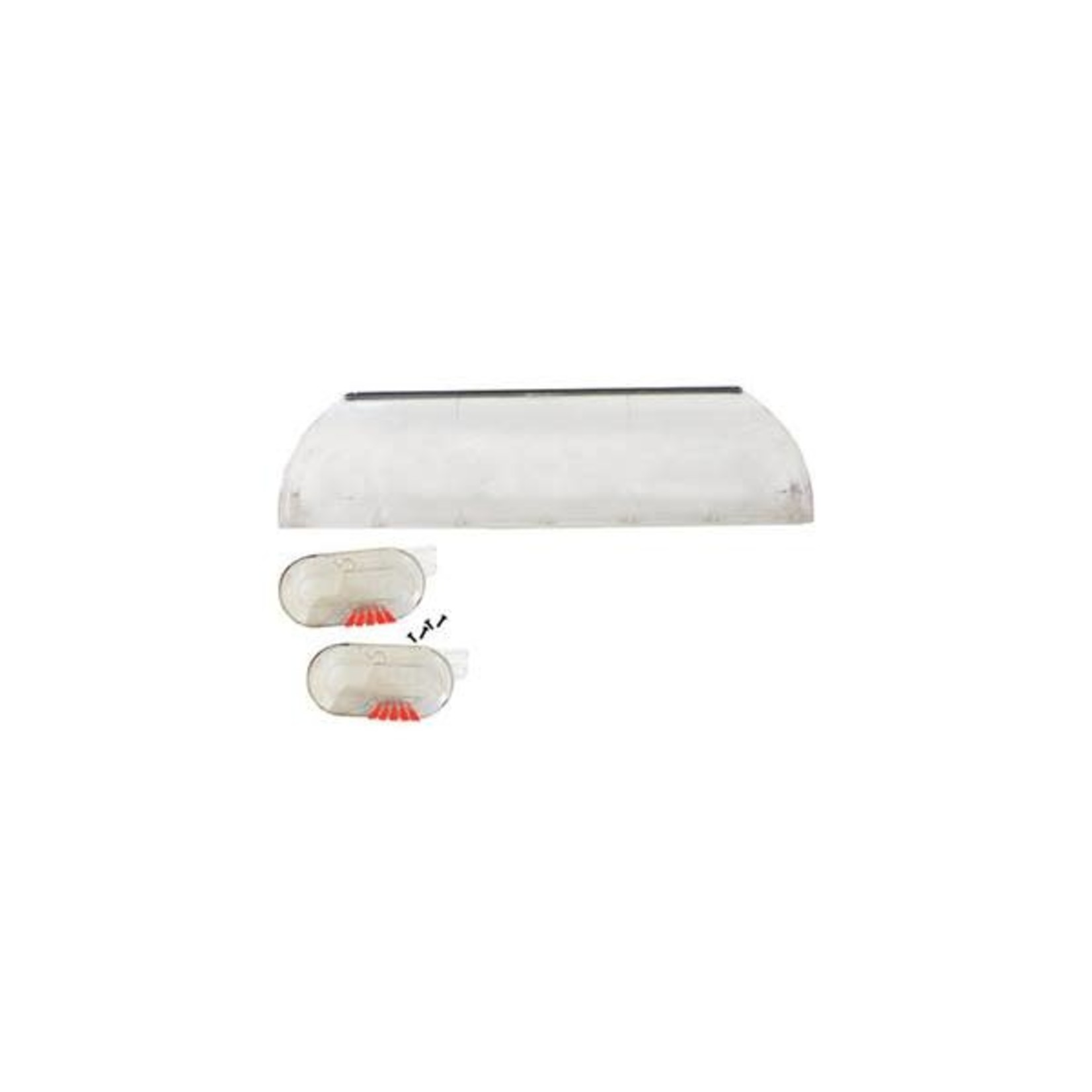 Bissell Bissell Nozzle Window Cover - (3pc)