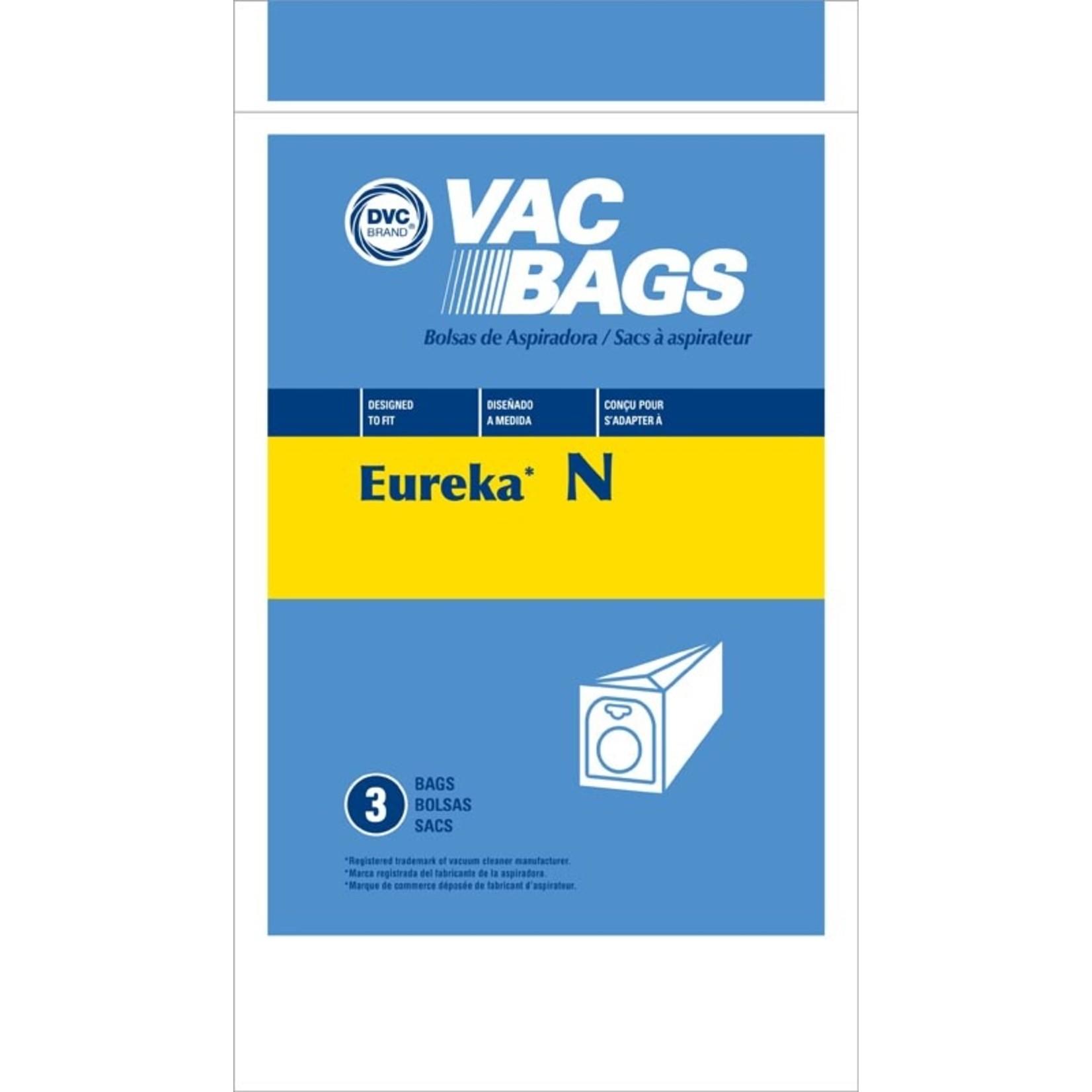"""DVC DVC Eureka Style """"N"""" Bag (3pk)"""