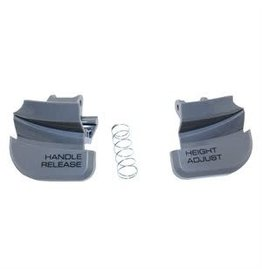 Electrolux Beam Q100 Release & Height Adj Pedals