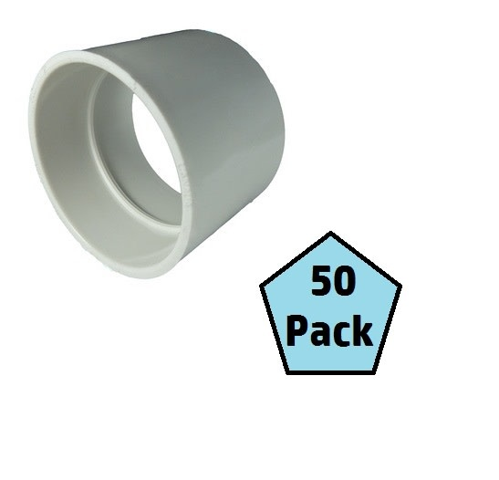 Plastiflex CVS Pipe Cap, Box of 50
