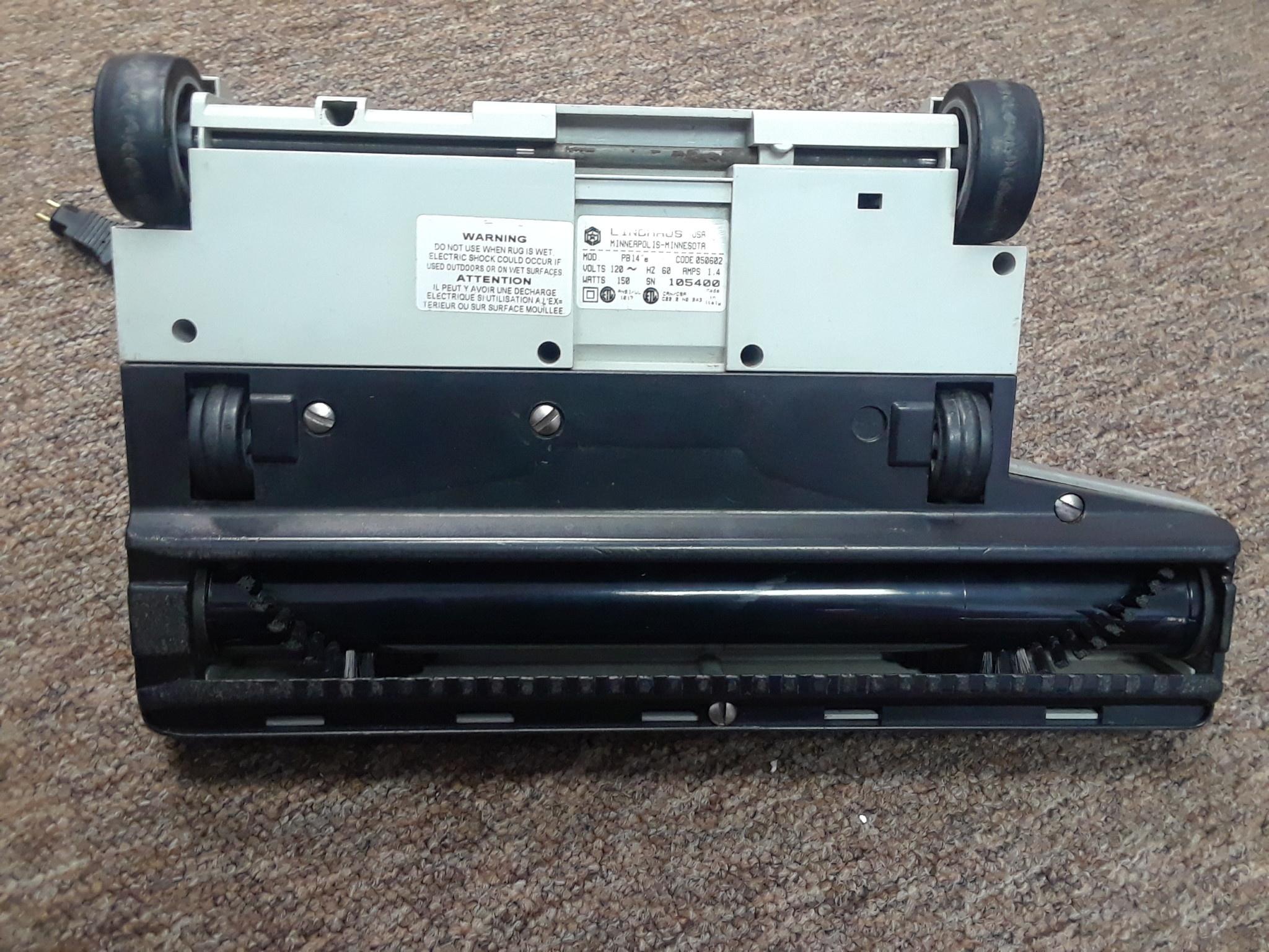 """Lindhaus Refurbished Lindhaus 14"""" power nozzle - PB14 - 105400"""